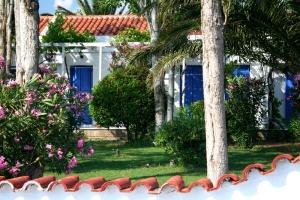 Lesbos - hotel Aegeon